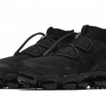 """【1月13日発売】Nike Air VaporMax Flyknit Utility """"Triple Black""""【エア・ヴェイパーマックス・フライニット・ユーティリティー】"""