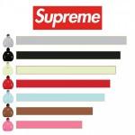 【12月9日発売】Supreme Box Logo Hoodie 気になる希少カラーはどれなの??【シュプリーム ボックスロゴ】