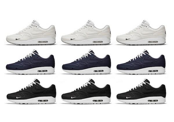 37eb0ddbd9 1月18日発売】DSM x Nike Air Max 1 Pack【ドーバーストリートマーケット エアマックス1 ...