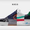 """【1月23日緊急発売】Nike iD Air Force 1 """"NBA CITY EDITION""""【エアフォース1 ナイキiD】"""