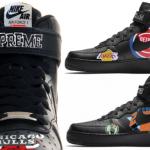 【国内3月10日発売】Supreme x Nike Air Force 1 Mid '07 Collection【シュプリーム x ナイキ】