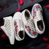 """【海外発売中】Vans Vault """"Rose Embroidery Pack""""【バンズ ヴォルト】"""