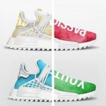 "【5月限定発売】Pharrell x adidas NMD Human Race ""China Exclusive"" Collection【ファレル x アディダス】"