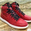 "【リーク】Air Jordan 1 High ""Red Python"" Sample【エアジョーダン1】"
