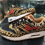 "【3月発売】atmos x Nike Air Max 1 ""Animal Pack""【アトモス x ナイキ】"