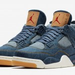 【公式画像】Air Jordan 4 x Levi's【1月17日発売】
