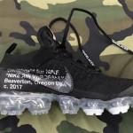 """【新画像】Off-White x Nike Air VaporMax """"Black"""" 2018【オフホワイト x ナイキ】"""
