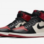"【2月24日発売】Air Jordan 1 Retro High OG ""Bred Toe""【エアジョーダン1】"