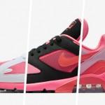 【2月発売】COMME des Garcons x Nike Air Max 180 Pack【コムデギャルソン x ナイキ】