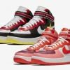 """【2月23日発売】Nike Air Force 1 High x RT """"Victorious Minotaurs"""" Pack【リカルド・ティッシ】"""
