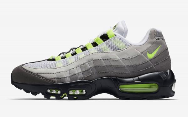 """Nike Air Max 95 """"VOLT"""""""