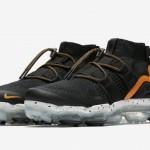 """【3月1日発売】Nike Air VaporMax Utility """"Orange Peel""""【エア ヴェイパーマックス ユーティリティー】"""
