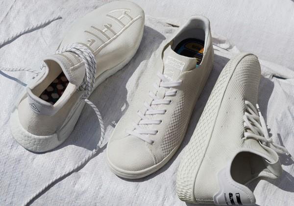 2月23日発売】Pharrell x adidas Hu Holi