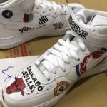 【3月10日発売】Supreme x Nike Air Force 1 Mid Pack【シュプリーム x ナイキ 2018】