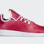 """【3月2日発売】adidas Tennis Hu """"Scarlet Red""""【ファレル x アディダス】"""
