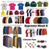 【3月31日】シュプリーム 2018SS Week6 発売アイテム一覧がこちらです。