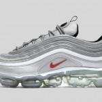 """【3月30日】Nike Air VaporMax 97 """"Silver Bullet"""" クル━━━━(゚∀゚)━━━━!!??【ヴェイパーマックス シルバーバレット】"""