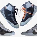 【9月発売】Off-White x Nike Blazer Studio Mid【オフホワイト x ナイキ】