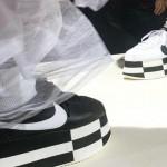 【リーク】COMME des Garcons x Nike Cortez Platform Shoes【コムデギャルソン x ナイキ】