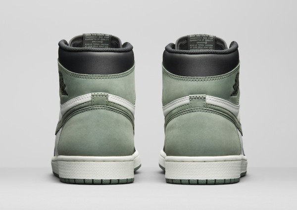 new arrive 5e02c fb32b Air Jordan 1 Retro High OG Color  Summit White Clay Green-Black Style Code   555088-135. Release Date  May 5, 2018. Price   160