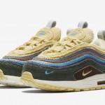 【4月7日】Sean Wotherspoon x Nike Air Max 1/97 待望のキッズモデル