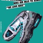 【4/28】アトモス x エアマックス95 ジェイド We Love Nike【アトモス限定】