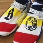 """【10月発売】BBC x adidas NMD Hu Trail """"Heart/Mind""""【ビリオネア・ボーイズ・クラブ x アディダス】"""