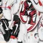【オフホワイト x ナイキ】Off-White x Nike The Ten Icons Reconstructed Book