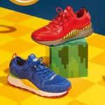 """【6月5日発売】セガ x プーマ RS-0 """"ソニック""""&""""Dr エッグマン""""【Sonic & Dr. Eggman】"""
