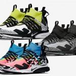 【発売情報詳細】acronym x Nike Air Presto Mid 2018 Pack【アクロニウム x ナイキ エアプレスト 2018】