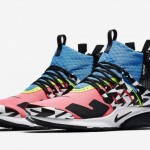 """【9月8日発売】Acronym x Nike Air Presto Mid """"Racer Pink""""【アクロニウム x ナイキ】"""
