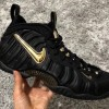 "【11月17日】Nike Air Foamposite Pro ""Black/Metallic Gold""【624041-009】"