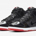 "【11月発売】Nike SB Dunk High ""Bred"" Air Jordan 11 Inspired【SB ダンク エアジョーダン11】"