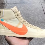 "【9/22発売】Off-White x Nike Blazer Mid ""All Hallows Eve""【オフホワイト x ナイキ ブレザー】"