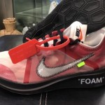 【流出】Off-White Nike Zoom Fly SP Promo Sample【オフホワイト x ナイキ】