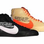 """【9月発売】Off-White x Nike Blazer Mid """"Spooky"""" Pack【オフホワイト x ナイキ ブレザー ミッド 2018】"""