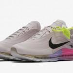 """【海外限定発売】Off-White x Nike Air Max 97 """"Queen""""【オフホワイト x ナイキ】"""