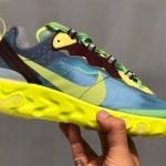 【2018年秋発売】Undercover x Nike React Element 87 Collection【アンダーカバー x ナイキ】