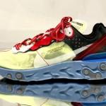 【新画像】UNDERCOVER x Nike React Element 87【アンダーカバー x ナイキ】