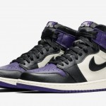 "【9月22日発売】Air Jordan 1 Retro High OG ""Court Purple""【エアジョーダン1】"