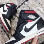 "【2018年12月発売】Air Jordan 1 Retro High OG NRG ""No L's"" Pack【エアジョーダン1】"