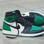 "【9月22日発売】Air Jordan 1 Retro High OG ""Pine Green""【エアジョーダン1】"