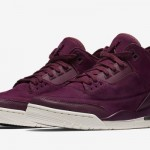 "【9月21日】Air Jordan 3 ""Bordeaux""【AH7859-600】"