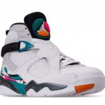 "【10月13日】Air Jordan 8 ""South Beach""【305381-113】"