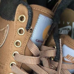 "【2018年10月発売】Carhartt x Nike Air Force 1 Low ""Ale Brown""【カーハート x ナイキ】"