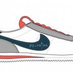 【リーク】Kendrick Lamar x Nike Cortez Basic Slip