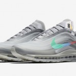 "【10:00発売】Off-White x Nike Air Max 97 ""Menta"" AJ4585-101【SNKRS限定】"