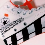 """【10月8日発売】Off-White x Converse Chuck 70 """"Stripe""""【オフホワイト x コンバース】"""
