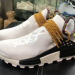 "【11月発売】Pharrell Williams x adidas NMD Hu ""Inspiration"" White【ファレル x アディダス】"