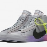 "【緊急発売】Off-White x Nike Blazer Mid ""The Queen""【AA3832-002】"
